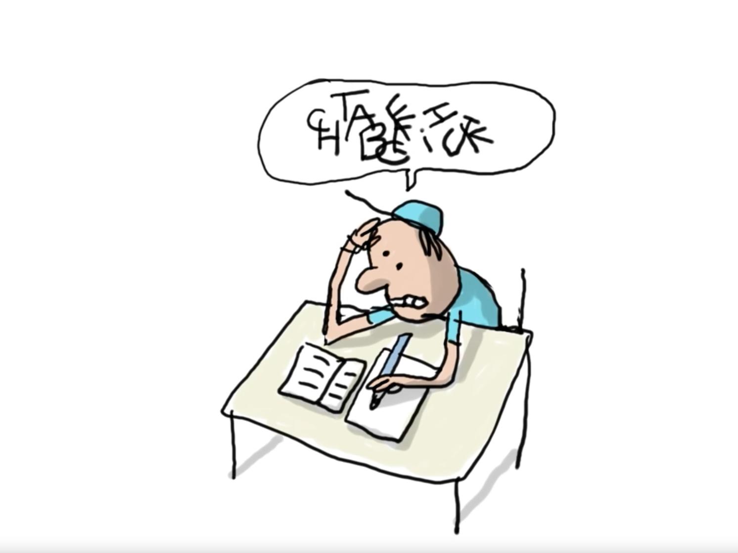 un dessin anim pour expliquer aux enfants ce qu 39 est la dyslexie animation land. Black Bedroom Furniture Sets. Home Design Ideas