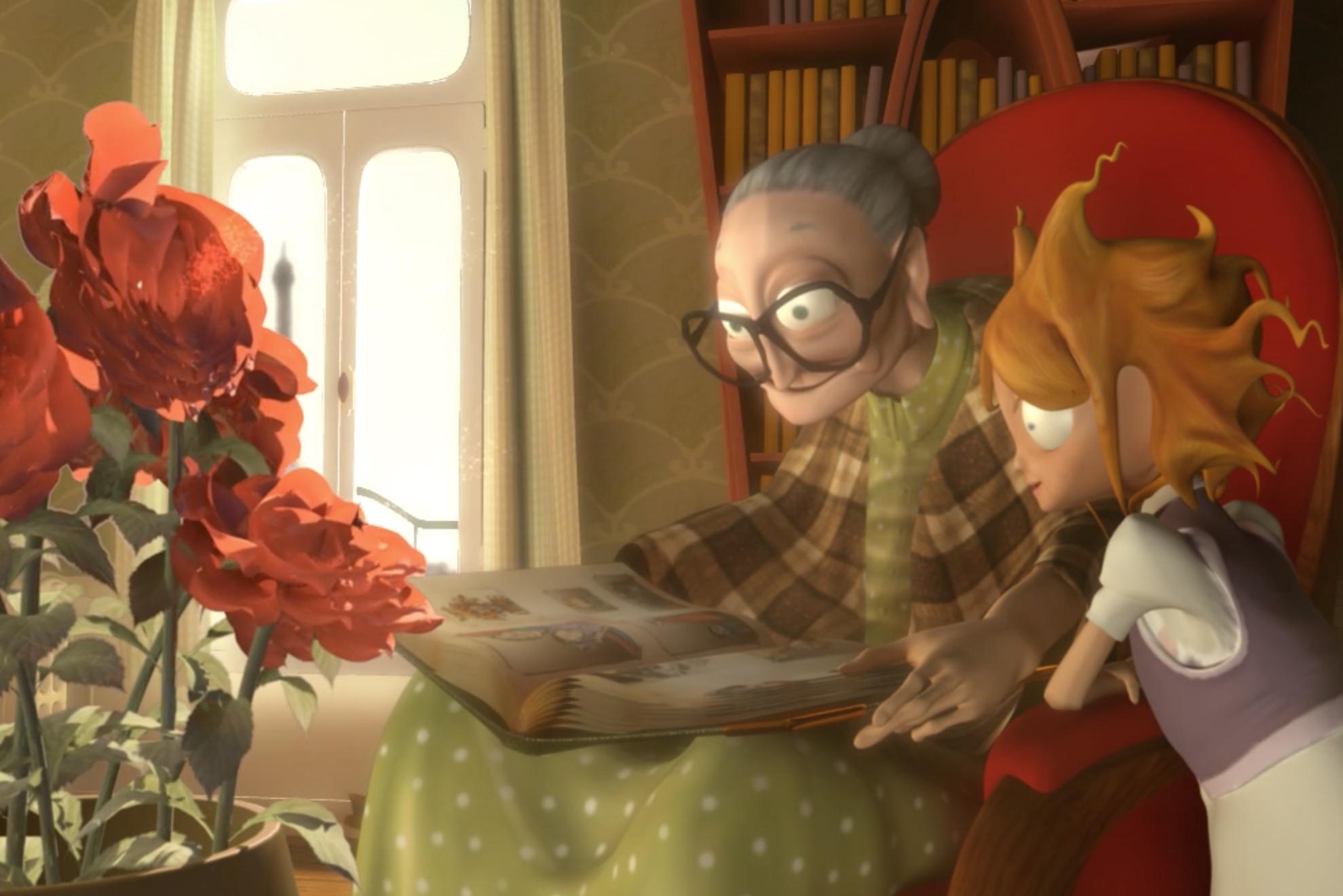 Le Temps D Un Instant Un émouvant Film D Animation Sur L